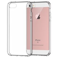 For Apple IPhone 5 5s SE Case Cover Shock Absorption Bumper And Anti Scratch Clear Back
