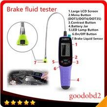 New arival Brake Fluid Tester brake fluid detector Brake oil detector Brake oil testing 3451L font