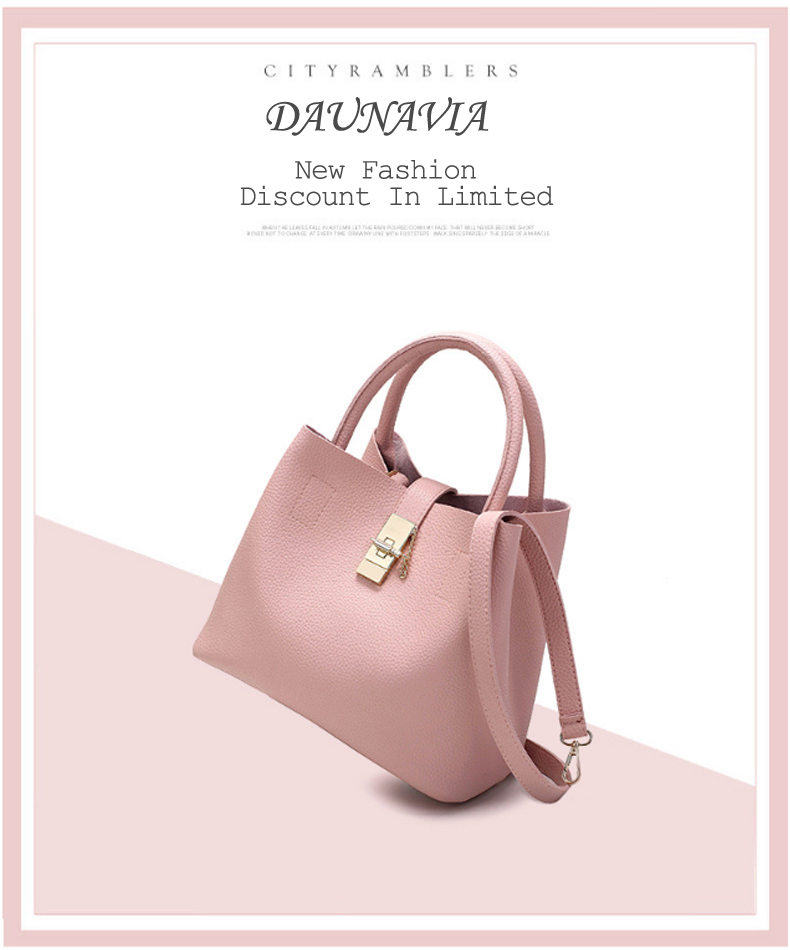 Explosion promotion in 2019, low price one day snapped up, Handbags, Fashion  Shoulder Bags pink one size 9