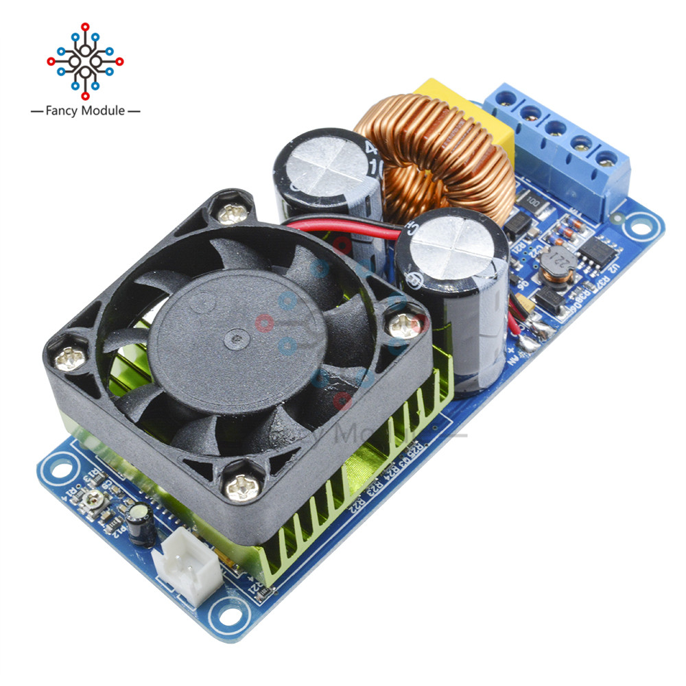 500 W big power pure bass power amplifier board 12V of tube power