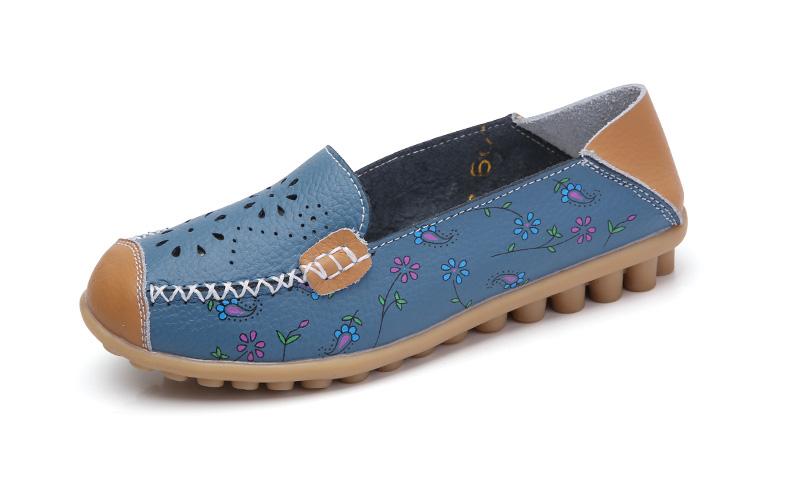 AH 3599 (18) women's loafer shoe