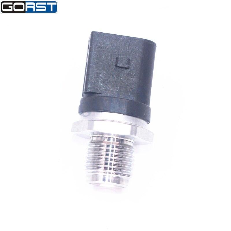 Otomobiller ve Motosikletler'ten Basınç Sensörü'de GORST Yeni Yakıt Common Rail Basınç Sensörü Benz W210 W211 S210 W463 W163 W220 0281002942 0281002700 title=