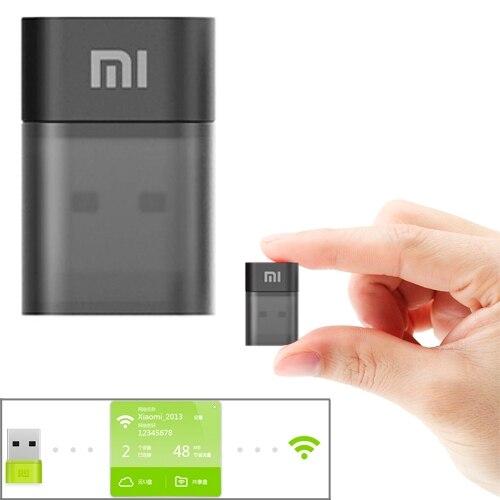 D'origine xiaomi portable wifi dernière mini sans fil routeur mobile wifi 150 mbps usb wi-fi adaptateur