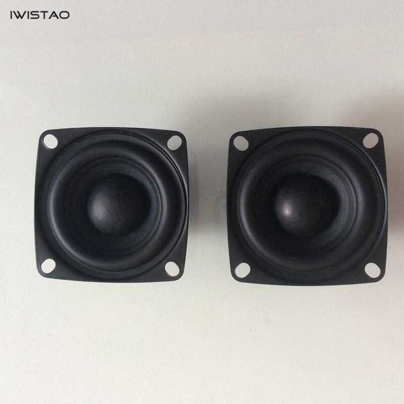 US $19 9 |HIFI 2 Inch Full Range Speaker Unit 4 or 8 ohms 15W 118Hz 20 KHz  for Computer Speakers Audio Amplifier High Sensitivity DIY-in Speaker