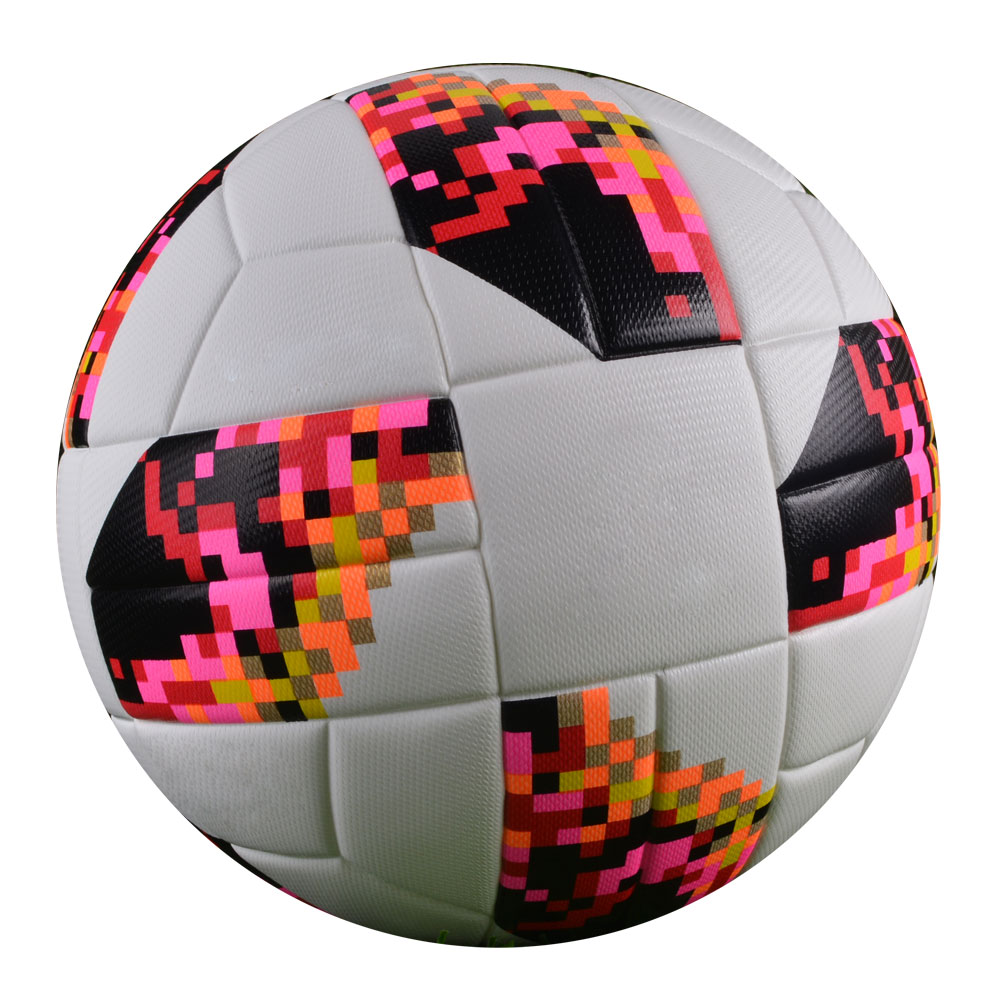 2018 New Soccer Ball Premier Official Size 4 Size 5 Football League Outdoor PU Goal Match Football Training Inflatable futbol недорго, оригинальная цена
