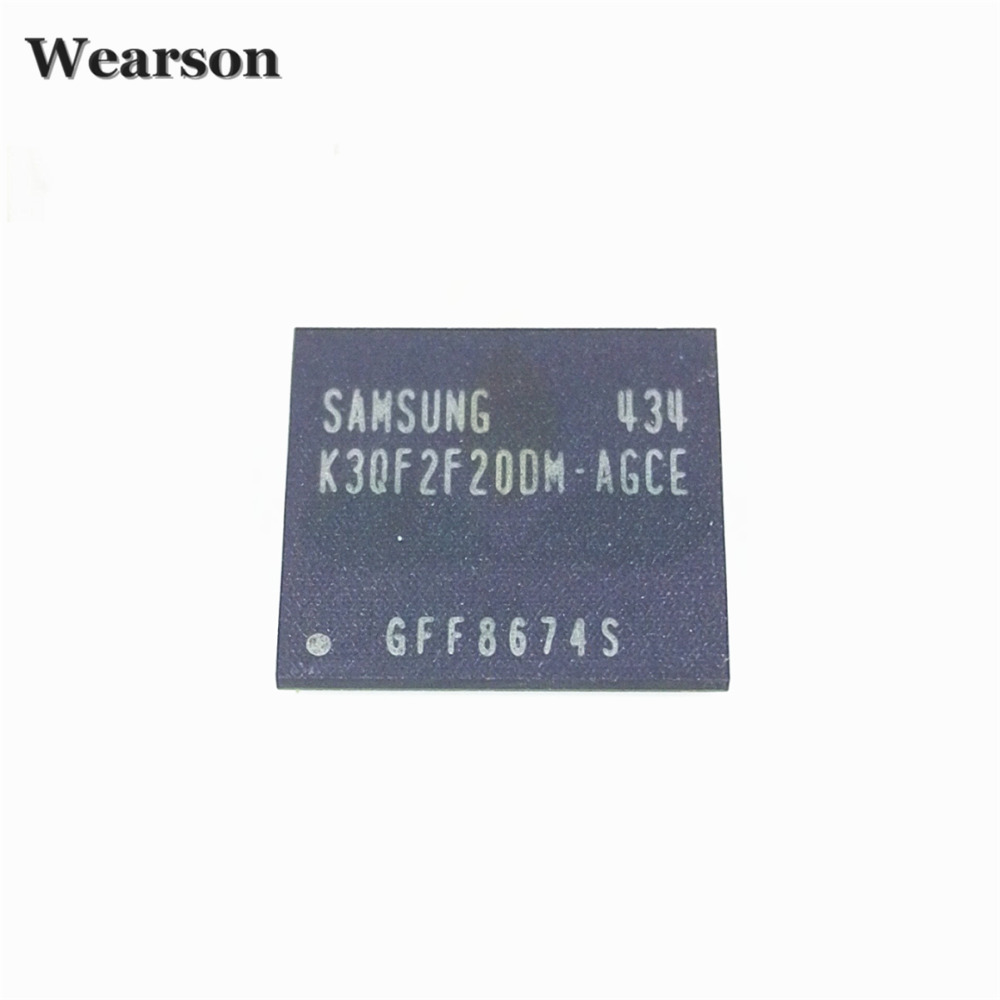 K3QF2F20DM-AGCE IC For Xiaomi 3 Redmi Note K3QF2F20DM-AGCE Chip Free Shipping With Tracking Number (1)