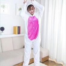 1d1b606a21 Hoy especial el carácter de las mujeres pijama de mujer de manga completa  con capucha poliéster conjuntos de pijama ropa de dorm.
