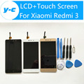 LCD Display+Touch Screen For Xiaomi Redmi 3 New Arrived Panel Replacement For Xiaomi Redmi 3 1280X720 HD 5.0inch