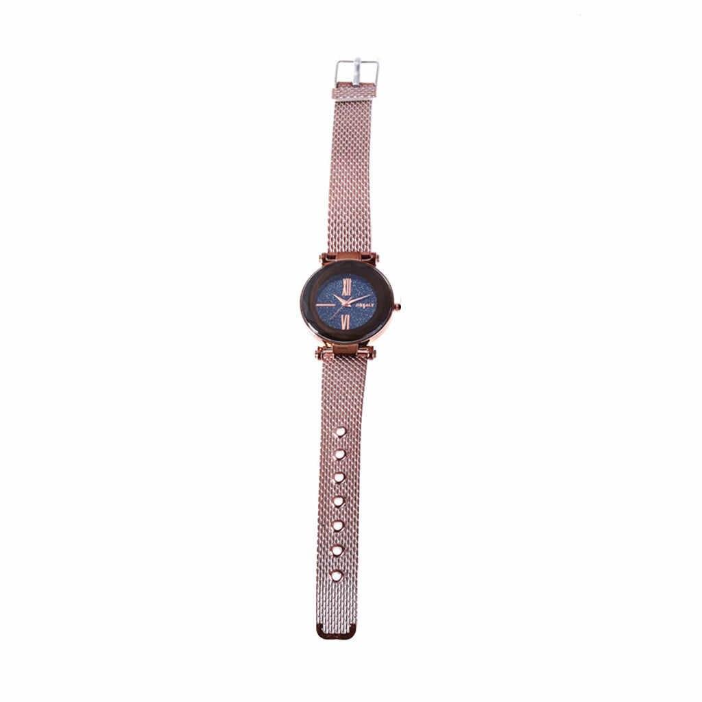 2019 nowych moda kobiet inteligentne zegarki damskie zegarki kwarcowe luksusowe kobiety moda luksusowe rozrywka pasek z tworzywa sztucznego Quartz Wrist