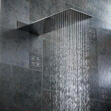 steel bathroom head the