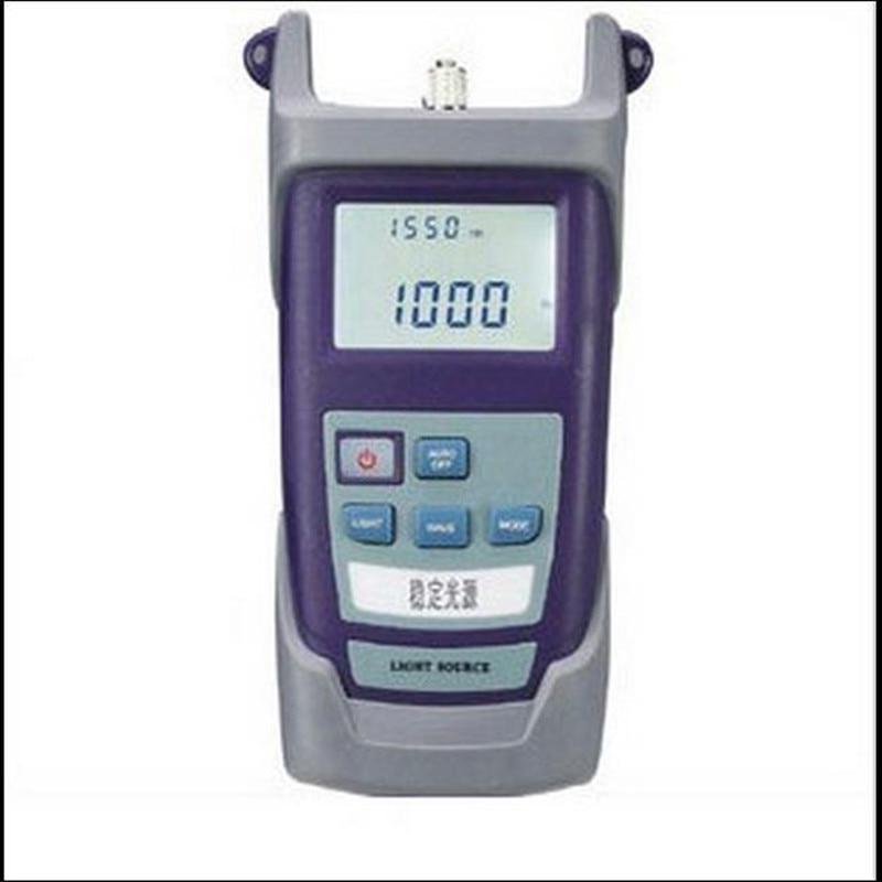 FTTH Aracı RY3100C 850/1310 / 1550nm Işık Optik Lazer Kaynağı - İletişim Ekipmanları - Fotoğraf 1