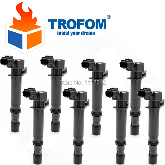Ignition Coil For JEEP Grand Cherokee Commander Liberty CHRYSLER - Liberty chrysler dodge jeep