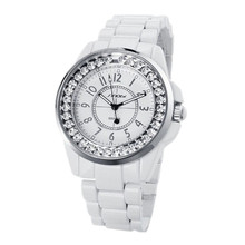 SINOBI Montre-Bracelet De Luxe Strass Montres Femmes Montres En Acier Plein de Femmes Dames Montre Horloge relogio feminino montre femme