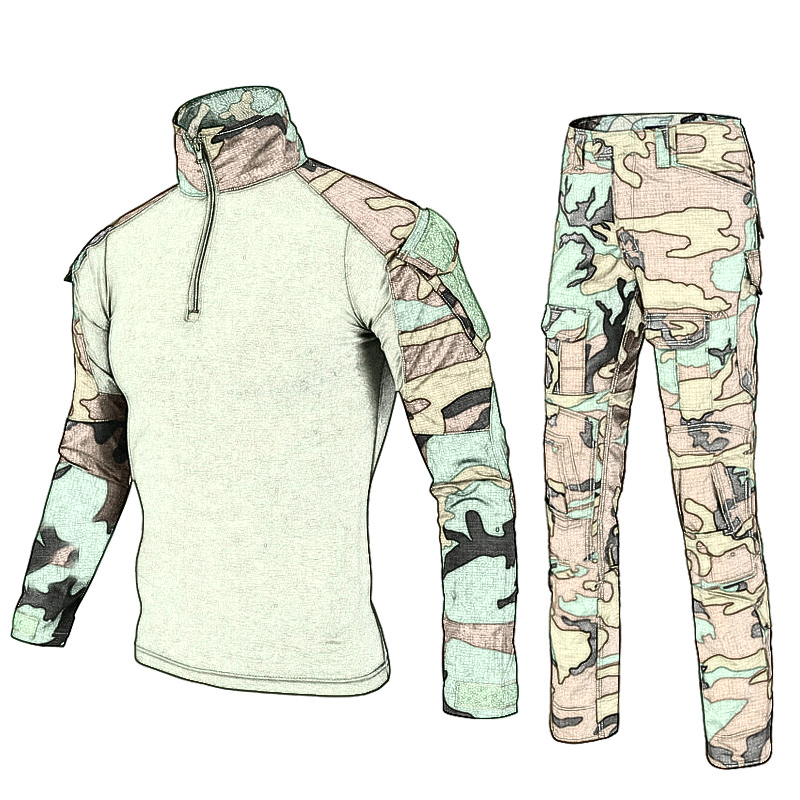 MEGE Tactical camouflage hunting military army airsoft paintball - Sportswear and Accessories - Photo 2