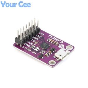 Image 3 - CP2112 Hata Ayıklama Kurulu USB SMBus I2C Haberleşme Modülü 2.0 MicroUSB 2112 için Değerlendirme Kiti CCS811 Sensörü Modülü