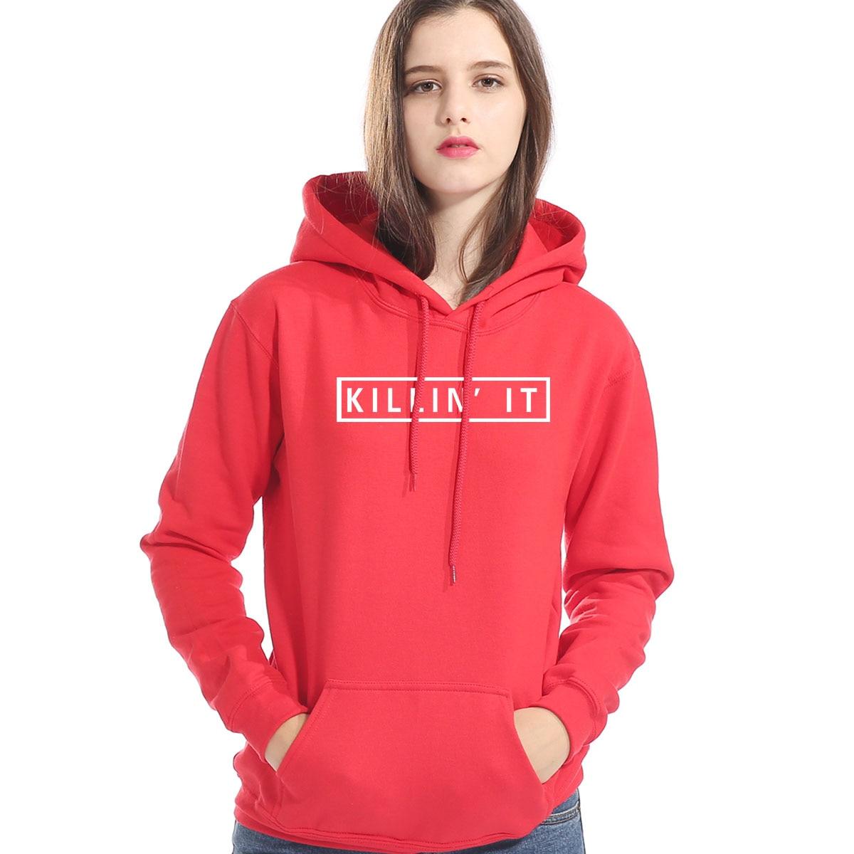 Female Sweatshirt 2019 New Fashion Streetwear Hoody Long Sleeve Fleece Coats Casual Korean Style Women's Hoodies Pullover Tops