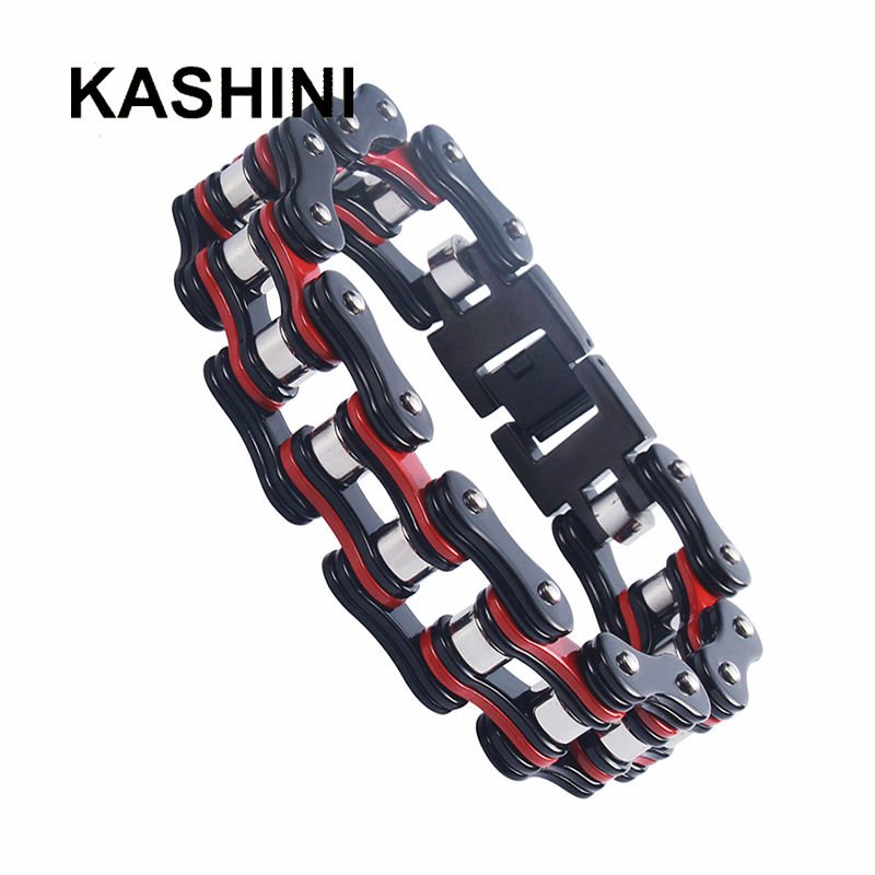 Motorcycle Chain Bracelet Men Bicycle
