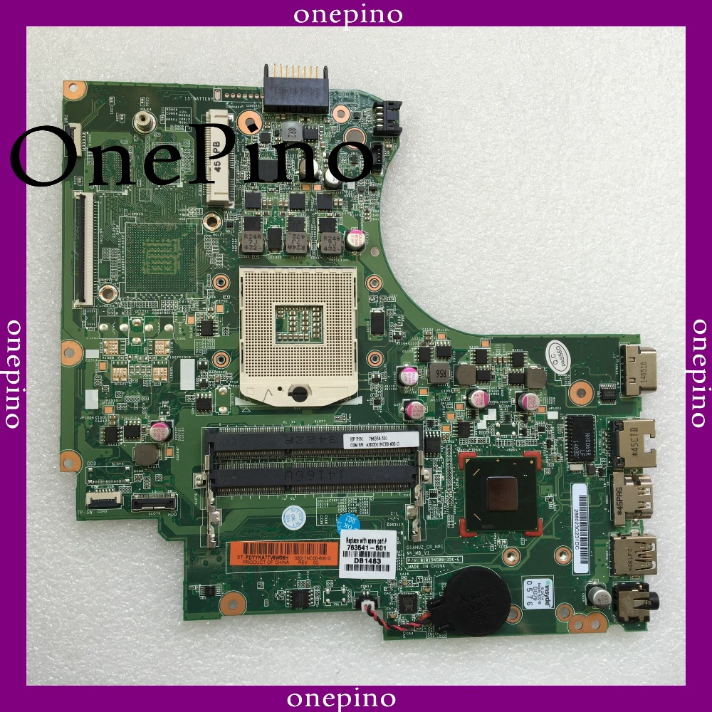 763541-001 fit for HP 15-D 240 G2 246 G2 laptop motherboard DDR3 763541-501 fully tested working original 748839 001 laptop motherboard for hp 15 d 250 g2 748839 001 notebook mainboard 100% fully tested
