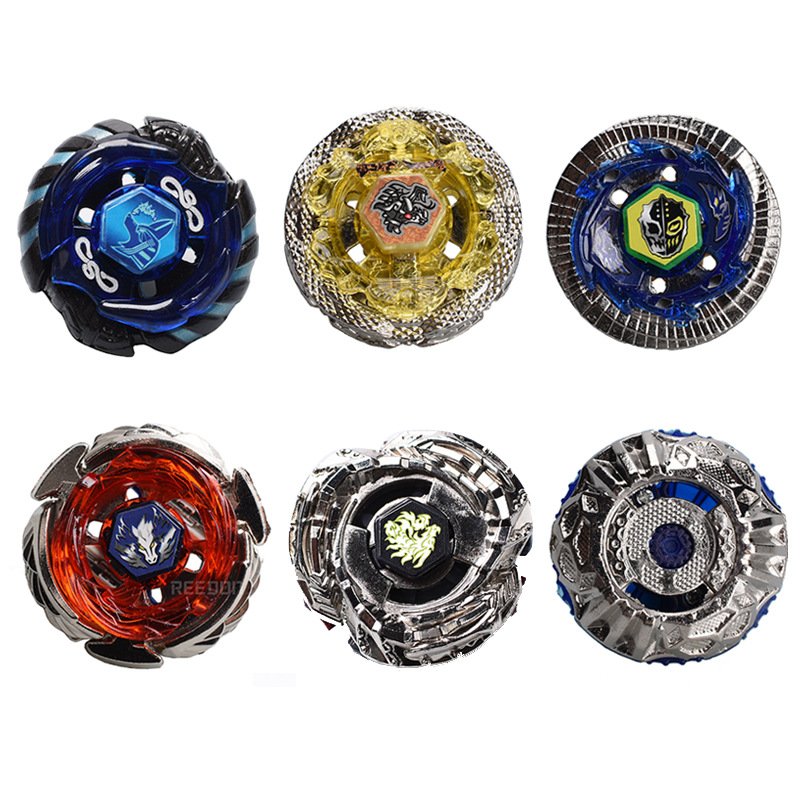 Beyblade Metal Fusion 4D Launcher Spinning Top Set Constellation Fighting Gyro Kids Game font b Toys