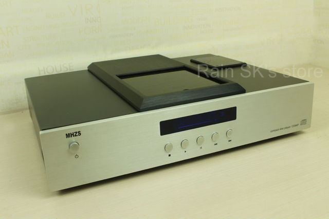 MHZS CD66F Audiophile Tube Output Digital CD Player SV