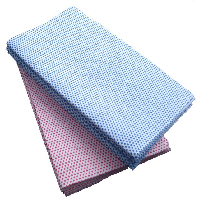 Nonwoven Fabric Bump Cleaning Cloth Cleaning Wipes All Purpose Kitchen  Cleaning Cloth Cleaning Towel Dish Cloth