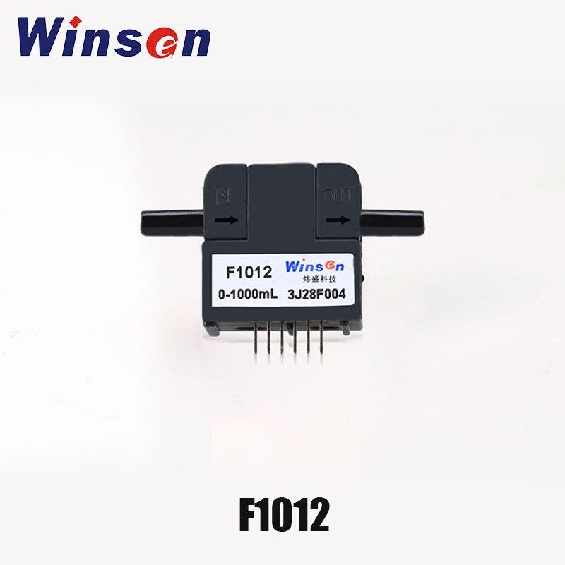 1 шт., микро Датчик потока Winsen F1012, высокая точность, быстрая ответ, защита воздуха и окружающей среды