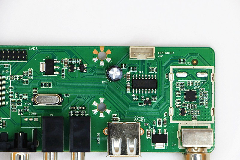 LCD Lvds Driver Controller Board Diy Kit for Panel LM201W01 SL HDMI+DVI+VGA C1