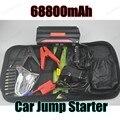 Супер 68800 мАч Автомобиль Скачок Стартер Двигателя Авто EPS Аварийного Пуска Источник Батареи Ноутбука Портативное Зарядное Устройство Мобильного Телефона Power Bank