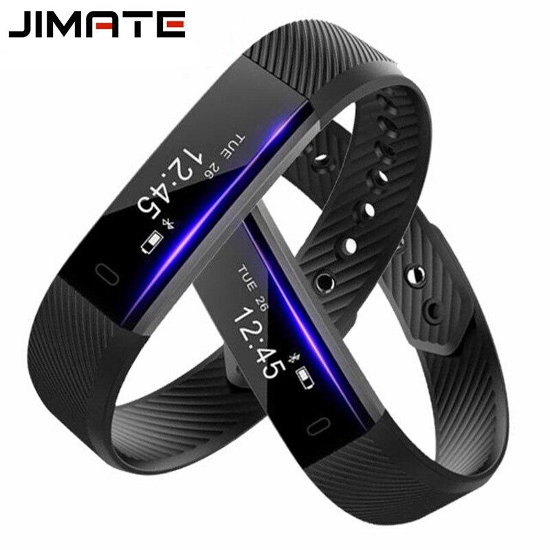ID115 Intelligente Del Braccialetto Fascia Sonno Attività Fitness Tracker di Allarme Orologio Contapassi Wristband Per IOS Android pk Fitbits Smartband
