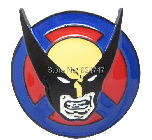 X Men Wolverine Marvel Comic Superhero Belt Buckle In Buckles
