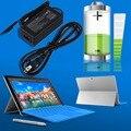 Новый 12 В 2.58A 36 Вт ЕС и США Plug AC Зарядное Устройство Адаптер блок Питания Для Microsoft Windows Surface Pro 3 Tablet Зарядное Устройство оптовая