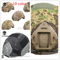 Emerson Paintball Wargame Army Airsoft Tactical Military Helmet Cover For Fast Helmet  BJ/PJ/MH Multicam/Typhon Camo