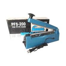 200/300/400/500/600mm manual sealing machine hand held bag sealer plastic food bag aluminum packaging machine pouch sealing 110V