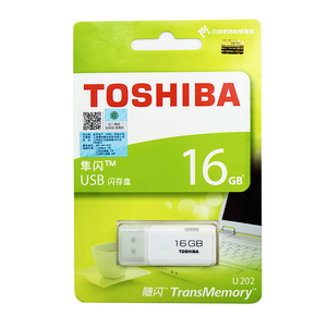Image 5 - מקורי TOSHIBA USB 2.0 U202 עט כונן 16GB פלאש usb דיסק Transmemory דיסק און קי זיכרון מקל פלסטיק Pendrive