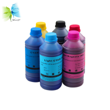 Winnerjet 1000ML per bottle WINNERJET 6 colors dye ink for Hp Designjet 5000 5000PS 5500 5500PS printer replacement