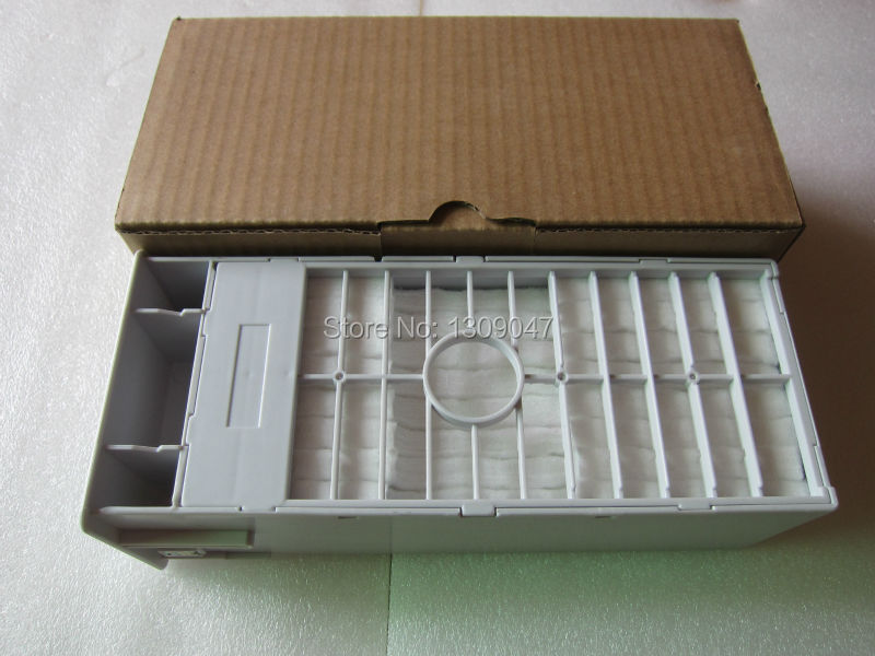 Maintenance tank for Epson 4880 printer waste ink tank 1 pc waste ink tank for epson sure color t3070 t5070 t7070 t5000 t3000 printer maintenance tank box