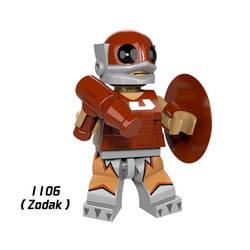 Одной продажи супер героев Звездных Войн 1106 он человек-зодак Мини Строительные блоки Фигура кирпичи игрушки подарок для ребенка