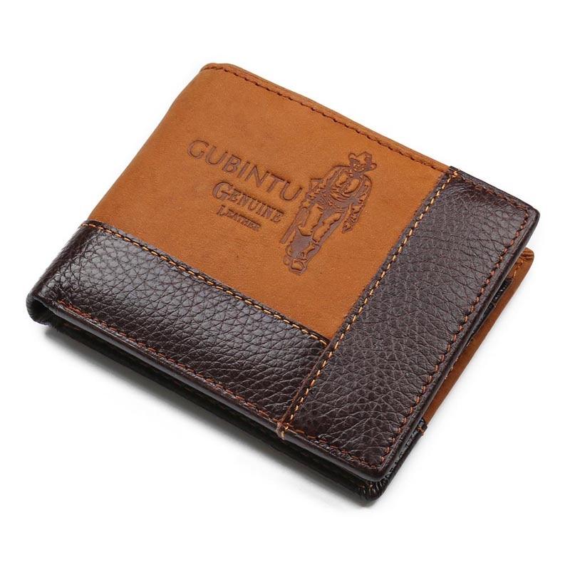 PräZise Mode Männer Pu Geldbörsen Münze Tasche Zipper Brieftasche Karten Halter Geldbörse Wml99 BüGeln Nicht Herrenbekleidung & Zubehör