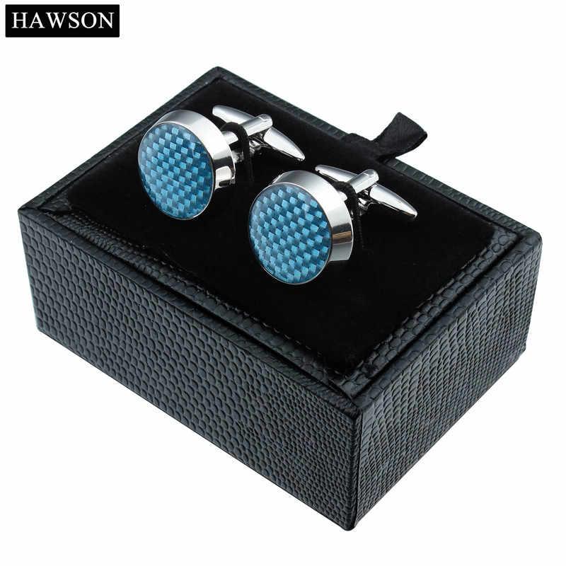 HAWSON פלסטיק תיבת עבור חפתים אחסון מקרה תכשיטים