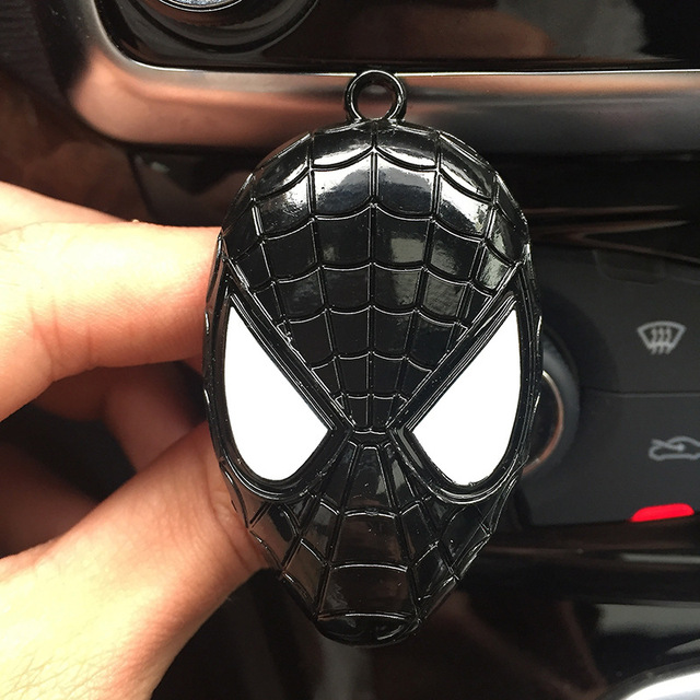 Car Air Freshener Clip Air Conditioning Ventilation Perfume Avengers Marvel Spider-Man Star Wars Fan Car Products Accessories 1