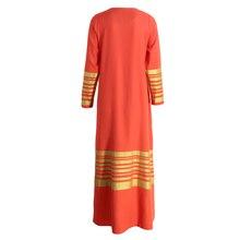 Maxi Dress Women Muslim