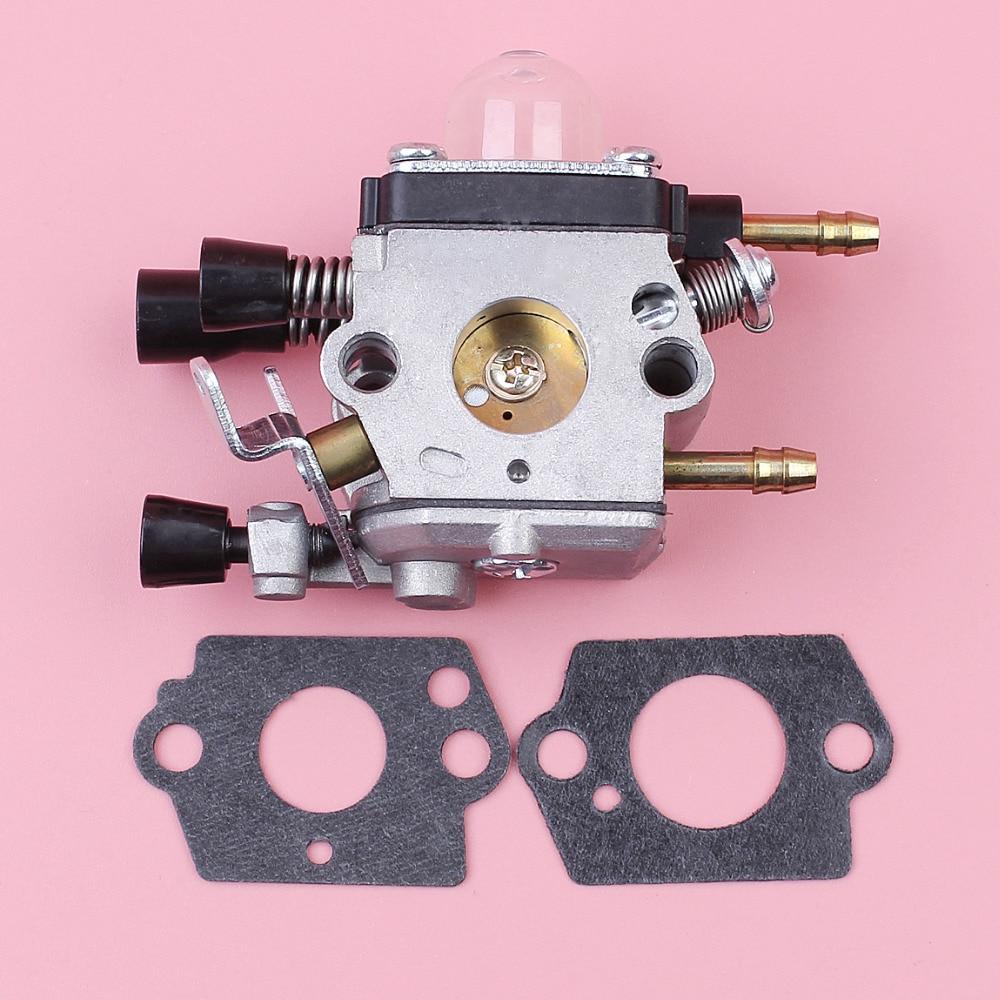 CARBURETOR KIT FOR STIHL BG45 BG46 BG55 BG65 BG85 SH55 SH85 # 4229 120 0606