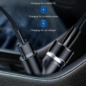 Image 5 - Зарядное устройство Baseus автомобильное с двумя USB портами и поддержкой быстрой зарядки