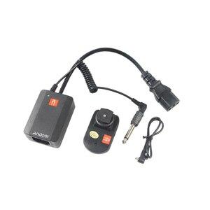 Image 1 - Andoer Universal  AC 04  4 Channels Wireless Remote Radio Studio Flash Speedlite Trigger Set  Transmitters for Strobe