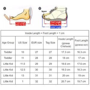 Image 5 - Apakowa autunno ragazzi stivali doppio gancio e passanti stivali a molla per bambini con Design a Zip per bambini bambini gambe larghe vestito scarpe per bambini