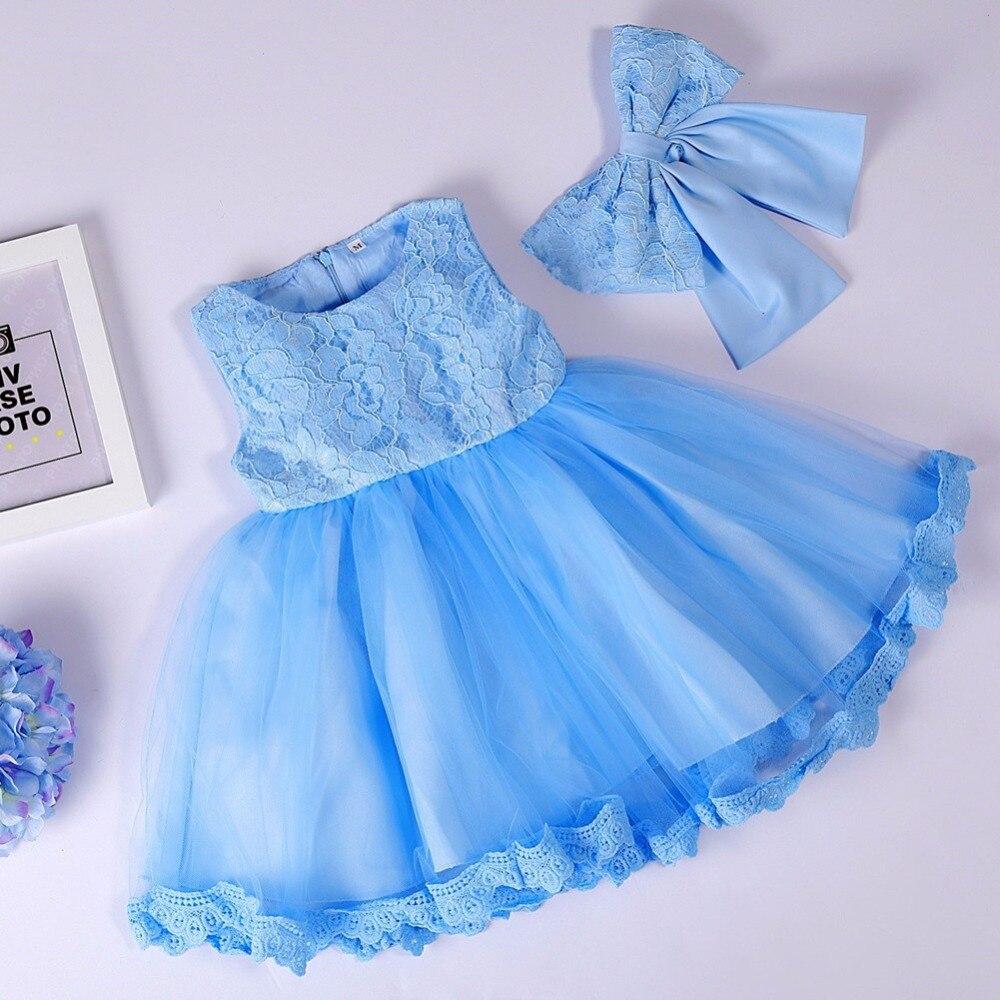 e429e84c3e AD Dziewczynek Suknia Balowa Suknie Wieczorowe Pageant Ślubne Urodziny  Taniec Baleriny Party Sukienki Dla Dzieci Ubrania Dla Dzieci Formalne 0 24  M w AD ...