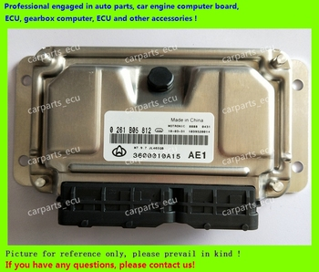 For car engine computer board/M7.9.7 ECU/Electronic Control Unit/Chery/Car PC/Chanastar/0261B05812/3600010A15