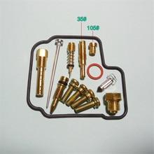 Motorcycle carburetor repair kit Kit Four-cylinder sport For HMHonda NC23 CBR400RR CBR23