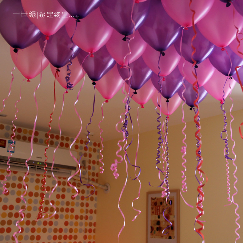 Price Pls Ask Wedding Balloons Decorations Romantic ...