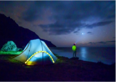 LED Rope Lights for Camping, Hiking, Safety, Emergencies (2)